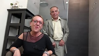 Nasty systematize sex with sluts Martina Steskalova and Gerlinda Spalova
